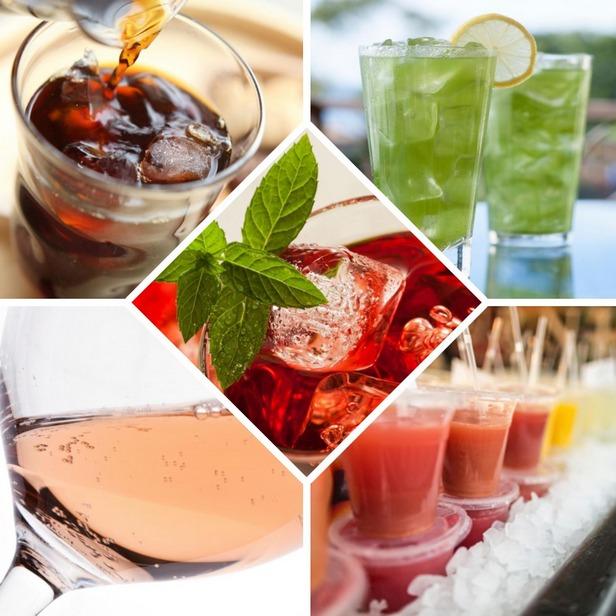 Лучшие и худшие летние напитки