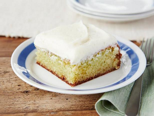 Фото Рассыпчатый пирог с лаймом
