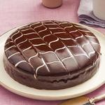 Шоколадный торт «Шеврон»
