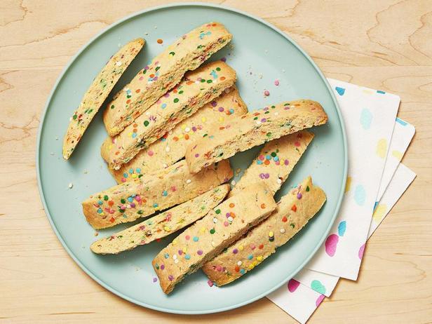 Бискотти – дважды запечённое печенье