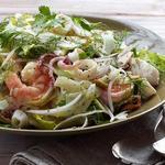 Салат из морепродуктов «Дары моря»