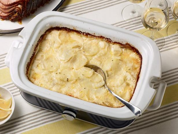Картофельная запеканка в медленноварке