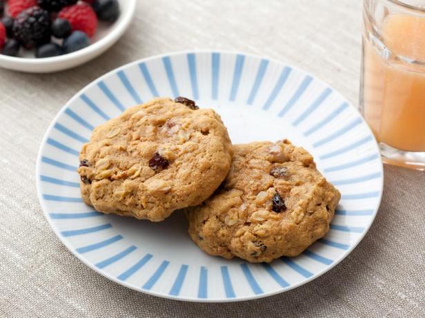 Печенье из хлопьев для завтрака