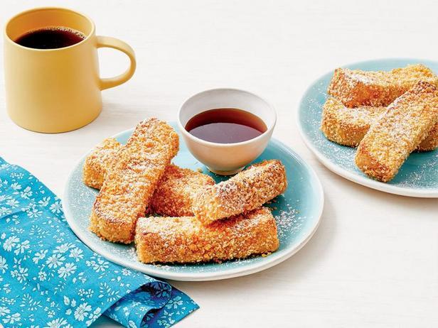 Хрустящие французские тосты