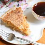 Французский кокосовый пирог