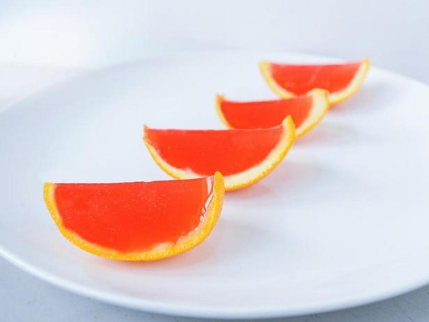 Апельсиновые желейные дольки «Маргарита»