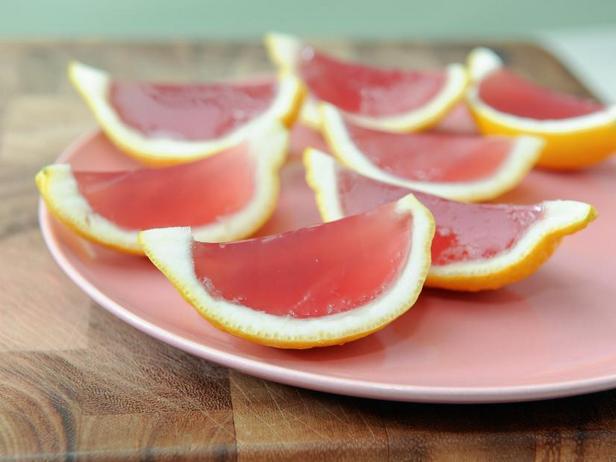 Желе «Розовый лимонад»