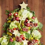 Антипасто «Рождественская ёлка»