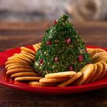 Сырная закуска «Рождественская ёлка»
