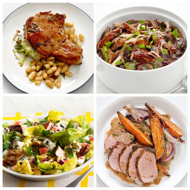 Быстрые и простые рецепты со свининой