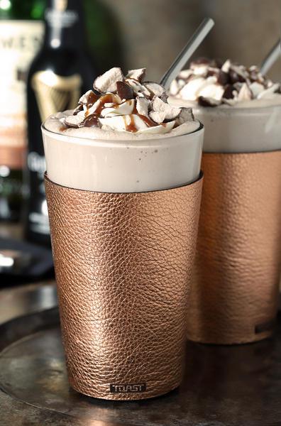 Фото Молочный коктейль «Гиннес»
