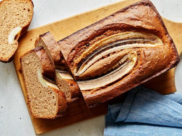 Банановый хлеб из 3 ингредиентов