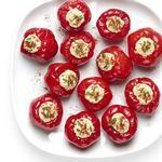 Маринованные перцы с яичной начинкой