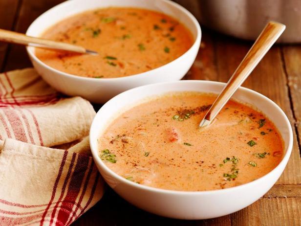 Самый вкусный томатный суп