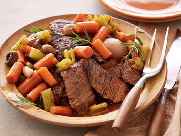 Фото Тушёная говядина с овощами