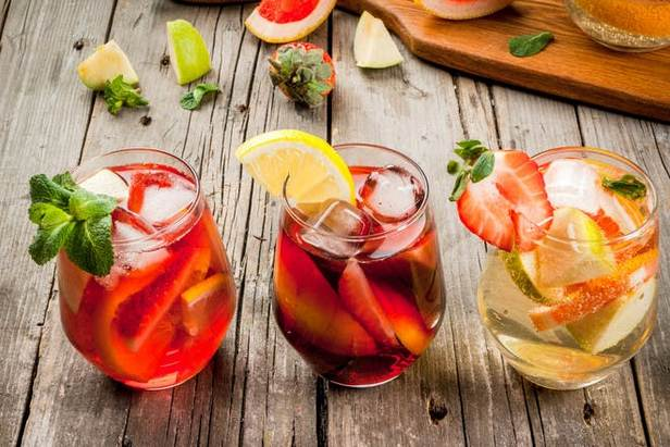 Фото 7 способов элегантной подачи летних напитков