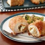 Курица с начинкой из халапеньо и сливочного сыра