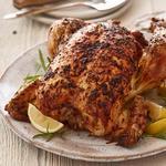 Идеальная курица, запечённая в духовке