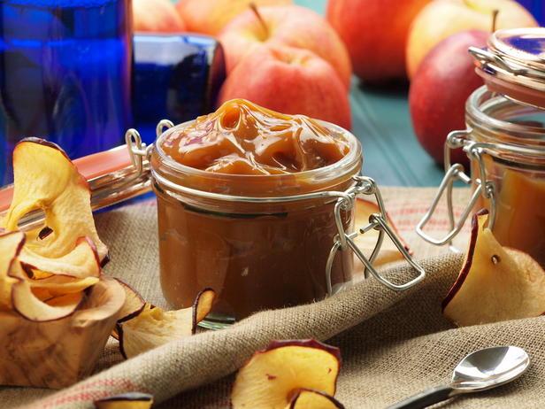 Фото Пивной карамельный соус с апельсином