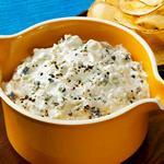 Дип из голубого сыра