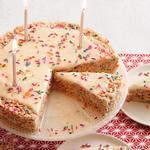 Именинный торт из сухих завтраков