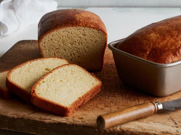 Фото Бриошь – сдобный французский хлеб