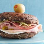 Итальянский сэндвич без хлеба